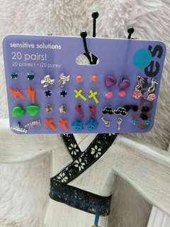 Assorted Emoji Earrings
