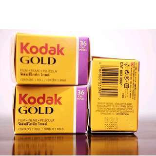 JUNE PRICE LIST Kodak GOLD 200