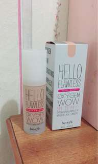 Benefit hell flawless oxygen wow