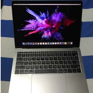 MacBook Pro 13 Inch Late 2016 8GB RAM, 256GB SSD Like New