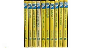 eBook - Nancy Drew Mysteries Books 21-30 by Carolyn Kwwne