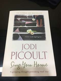 Jodi Picoult: Sing You Home