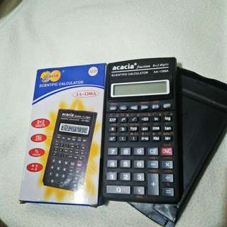 SCIENTIFIC CALCULATOR
