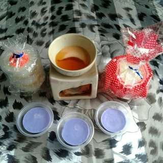 Wax Melts Lavender scented. Turn this Wax Melts into a gift for any occasions.