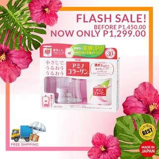 Meiji Amino Collagen Regular Starter Kit