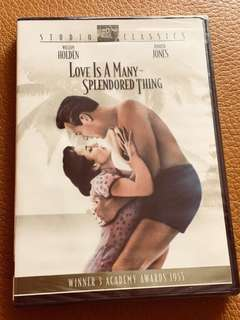 (Brand New) Love Is A Many Splendored Thing