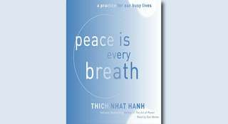 eBook - Peace is Every Breath by Thich Nhat Hanh