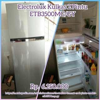 Kulkas Electrolux