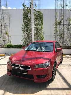 Mitsubishi Lancer EX 2.0 Auto Sports