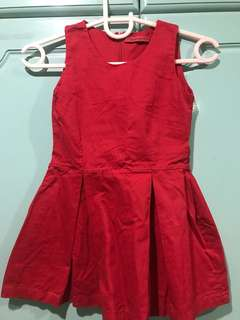 red dress for girls