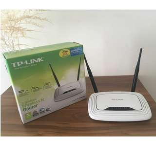 TP-Link 300Mbps (N) Router