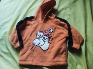 Tiger Hoodie Jacket