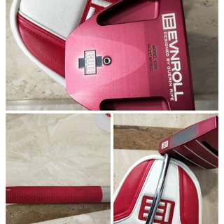 Very good condition Evnroll ER6 putter on sales!