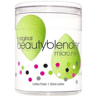 Beautyblender micro mini makeup sponge BN