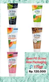 Open po st ives new packaging