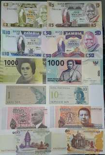 Foreign Banknotes