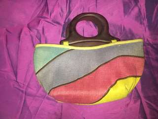 colorful native bag 👜