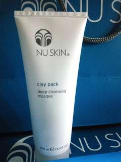 Clay pack deep cleansing masque 100 ml.