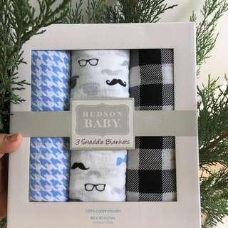 Baby Boy Swaddle Blankets