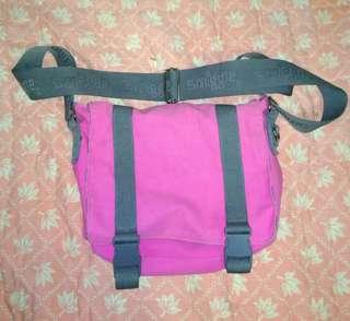 Pink Smiggle Bag