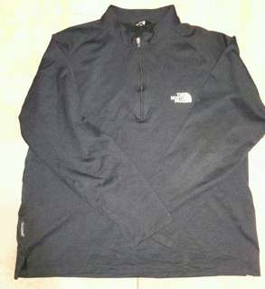 Baselayer TNF Hitam