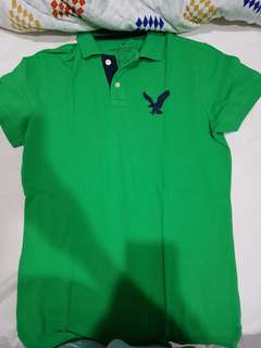 AMERICAN EAGLE POLO SHIRT TEE