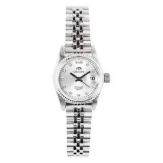 ORIENT JAPAN DIAMOND ACCENT WATCH NR16003W SNR16003W0
