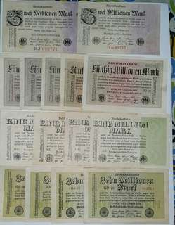 German Banknotes