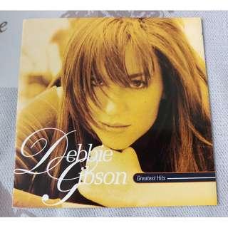 DEBBIE GIBSON Greatest Hits CD