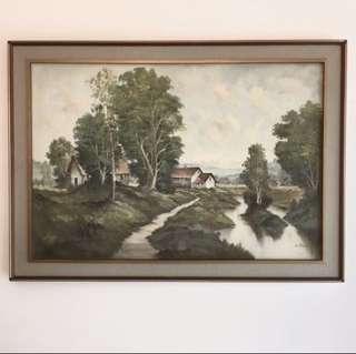 Canvas Painting original