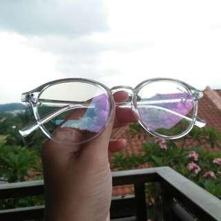 Miu Miu Transparent Optical Design Fashion Eyewear 🌟