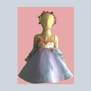 Princess UNICORN Dress