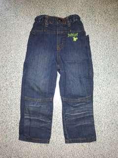 Giordano Junior Denim Jeans for Kids Ages (3-5)