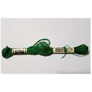 DMC Thread No. 699 - Green (Used)