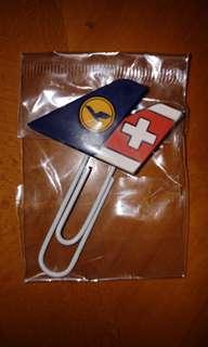 Lufthansa x Swiss Air 文件夾