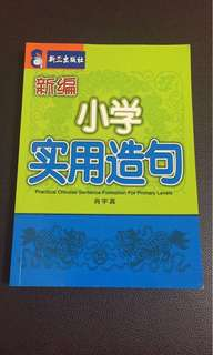 Practical Chinese sentence formation