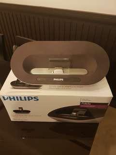 Philips Fidelio docking speaker for iPad and iphone