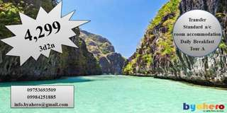 Lagoon Tour + Accommodation + transfer + breakfast
