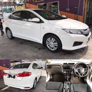 SAMBUNG BAYAR / CONTINUE LOAN  HONDA CITY SPEC (S) 1.5CC AUTO