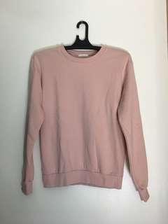 Pink korean fashion sweater