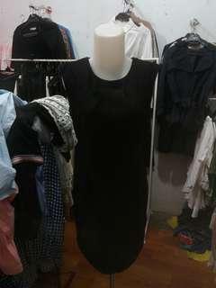 Dress hitam mewah