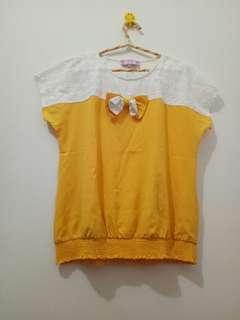 Solemio Yellow Top