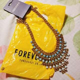 *repriced* Forever21 Elegant necklace 💙