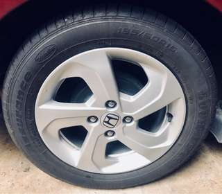 Honda City RIM 15 with Tyre
