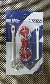 Sparco Bonet Pin Lock