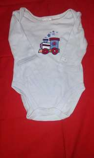 Baby long sleeves body suit