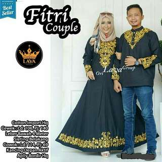 NFitri Couple (navy)