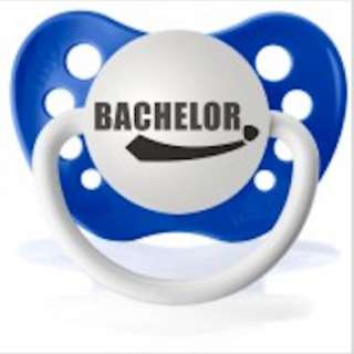 Ulubulu Pacifier | Blue BACHELOR
