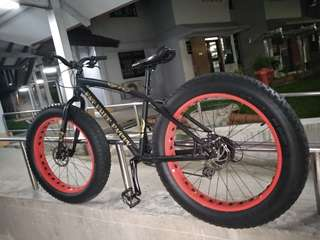 Bigboi fat bike