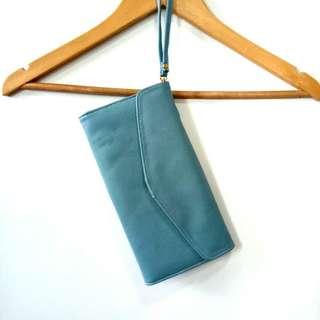 Blue walletbag